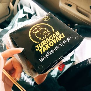 Foto 2 - Makanan di Juragan Takoyaki oleh Della Ayu