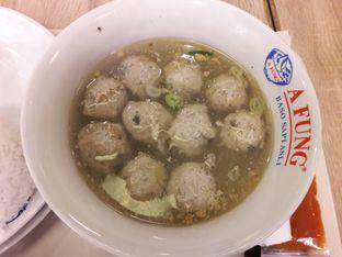 Foto - Makanan di A Fung Baso Sapi Asli oleh Michael Wenadi