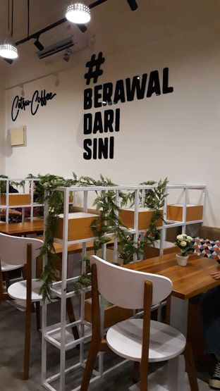 Foto 3 - Interior di Cetroo Coffee oleh Mouthgasm.jkt
