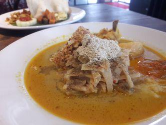 Foto Makanan di D' Oeleg Indonesian Resto & Cafe