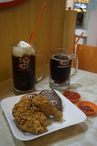 Foto 8 - Makanan di A&W oleh yudistira ishak abrar