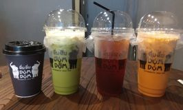 Dum Dum Thai Drinks