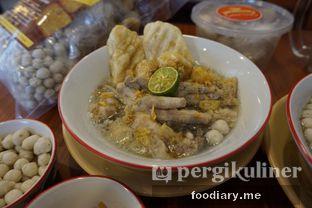 Foto 2 - Makanan di Baso Aci Ganteng oleh @foodiaryme | Khey & Farhan