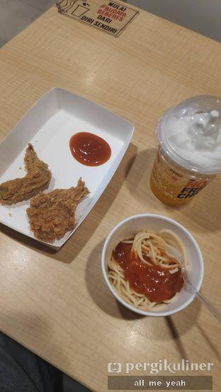 Foto review KFC oleh Gregorius Bayu Aji Wibisono 1