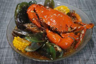 Foto 5 - Makanan di Kepiting Nyinyir oleh yudistira ishak abrar