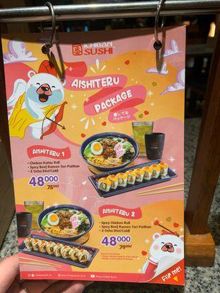 Foto 1 - Menu di Ichiban Sushi oleh Ester Kristina