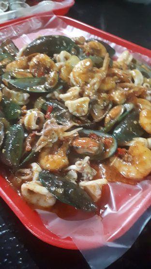 Foto 1 - Makanan di Kerang Kiloan Pak Rudi oleh @semangkukbakso