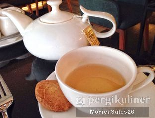 Foto 9 - Makanan(Basil Berry Tea. Ginger Tea. Orange Mint Tea Fruit Tea Sangria, Citrus Tea. Lychee Lemon Grass ) di Monty's oleh Monica Sales