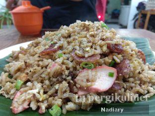 Foto 2 - Makanan(Nasi Goreng Isi) di Kwetiau Ahua Medan oleh Nadiary