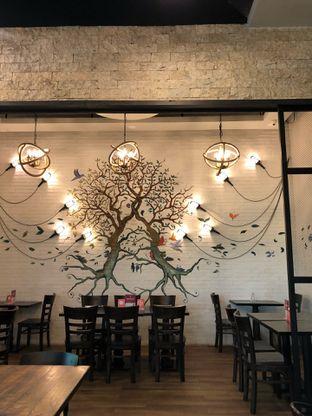 Foto 3 - Interior di Babochkaa Bistro & Coffee Bar oleh Mitha Komala