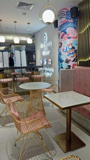 Foto 4 - Interior di Ben Gong's Tea oleh IG: biteorbye (Nisa & Nadya)
