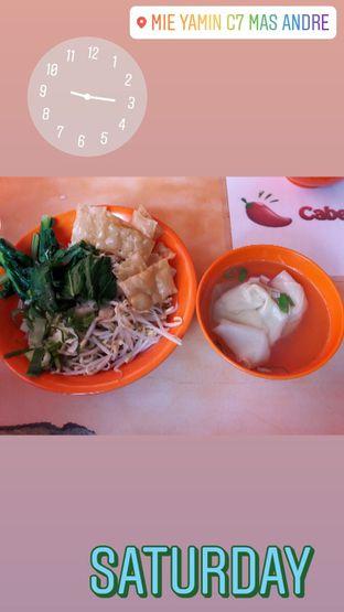 Foto 2 - Makanan di Mie Yamin C7 oleh Fico Pangalila