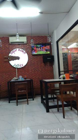 Foto review Dapur Mamih Sateku oleh Desriani Ekaputri (@rian_ry) 5