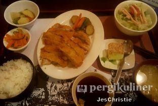 Foto 2 - Makanan(Chicken Katsu Set) di Sakana MidPlaza oleh JC Wen