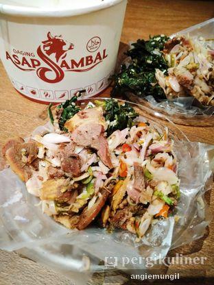 Foto - Makanan di Daging Asap Sambal oleh Angie  Katarina