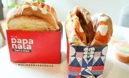 Papanala Toast & Shake