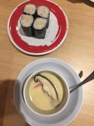 Foto 1 - Makanan di Genki Sushi oleh @Itsjusterr