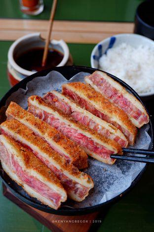Foto 2 - Makanan di Kimukatsu oleh vionna novani