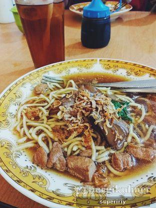 Foto 3 - Makanan(mie kocok ayam jamur) di Depot Mie Kocok Suk Asin oleh @supeririy