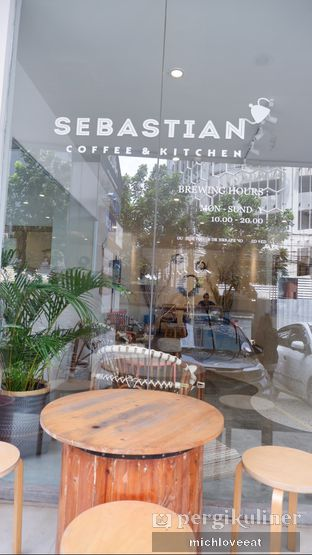 Foto 2 - Eksterior di Sebastian Coffee & Kitchen oleh Mich Love Eat