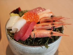 Foto Oku Japanese Restaurant - Hotel Indonesia Kempinski