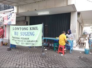 Foto review Lontong Kikil Bu Sugeng oleh andin sputri 3