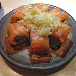Foto review Sushi Tei oleh Eat and Leisure  1