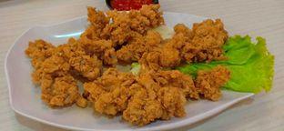 Foto 2 - Makanan(Cumi goreng tepung) di A Wen Seafood oleh Komentator Isenk