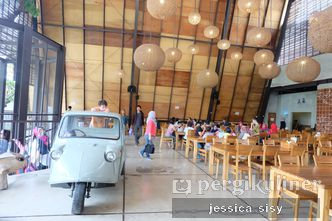 Foto Interior di Kluwih