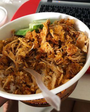 Foto 2 - Makanan(Paket geprek jumbo) di Ayam Keprabon Express oleh Claudia @claudisfoodjournal