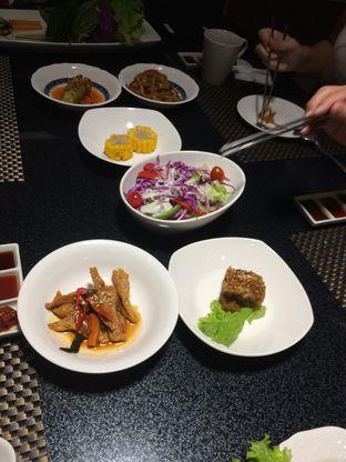 Foto 2 - Makanan(banchan) di Suwon Galbi oleh Elvira Sutanto
