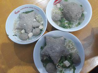 Foto 1 - Makanan di Bakso Bintang oleh Devi Renat