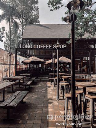 Foto 1 - Eksterior di Loko Cafe oleh Kintan & Revy @worthyourvisit
