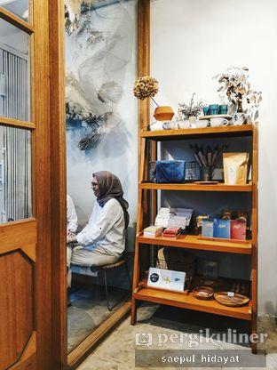 Foto 1 - Interior di Guten Morgen Coffee Lab & Shop oleh Saepul Hidayat