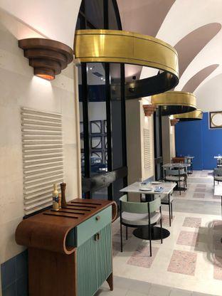 Foto 11 - Interior di Mare Nostrum - Grand Sahid Jaya Hotel oleh feedthecat