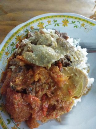 Foto 3 - Makanan di Gudeg Pecel Cedhak Ubaya oleh Tia Oktavia