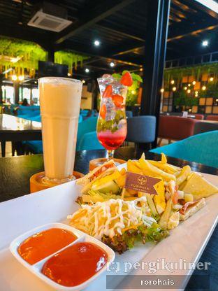 Foto 1 - Makanan(Deluxe Club'Sandwich) di Kunokini oleh Roro @RoroHais @Menggendads