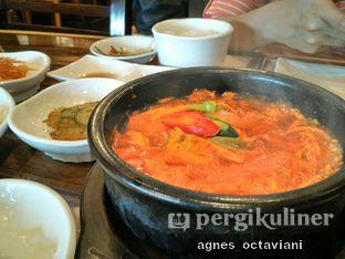 Foto 2 - Makanan(Kimchi Chigae) di Miso Korean Restaurant oleh Agnes Octaviani