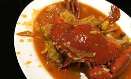 Kepiting Asap Cendrawasih