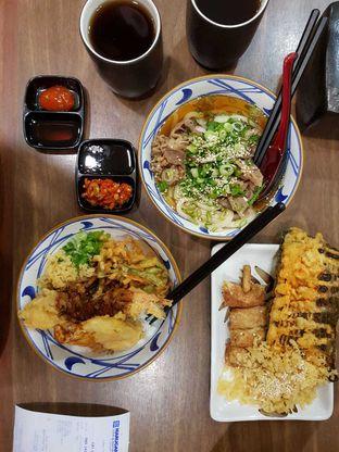 Foto 2 - Makanan di Marugame Udon oleh NJAJANTOK SURABAYA