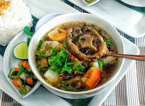 10 Restoran di Plaza Semanggi yang Cocok untuk Makan Siang
