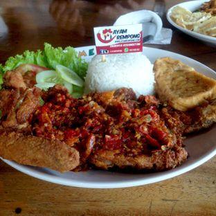 Foto review Ayam Rempong oleh Nadira Sekar 4