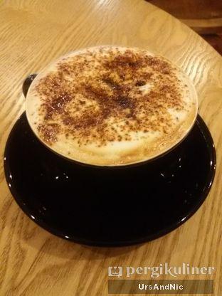 Foto 1 - Makanan(Cappucino creme brulee) di Toko Kopi Aroma Nusantara oleh UrsAndNic