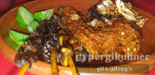 Foto review Ayam Cobek HQ Cihapit oleh Gita Gilang 1