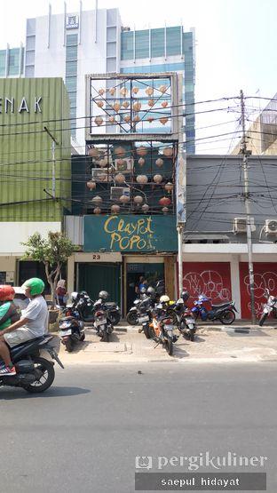 Foto 9 - Eksterior di Claypot Popo oleh Saepul Hidayat