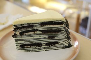 Foto 9 - Makanan(Oreo Cheese Cake) di Turning Point Coffee oleh Komentator Isenk