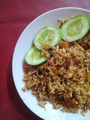Foto - Makanan di Waroeng Nasi Goreng & Lalapan Babeh oleh Herwida