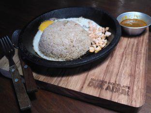 Foto review Nasgor Hotplate Duk Aduk oleh rizkha unia 2