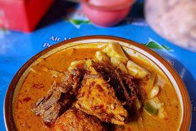 Foto Ketupat Sayur CNI