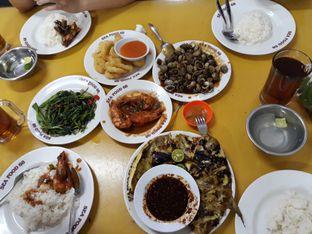 Foto 2 - Makanan(pesenan kita gengs) di Seafood Santa 68 oleh Agnes Lievia